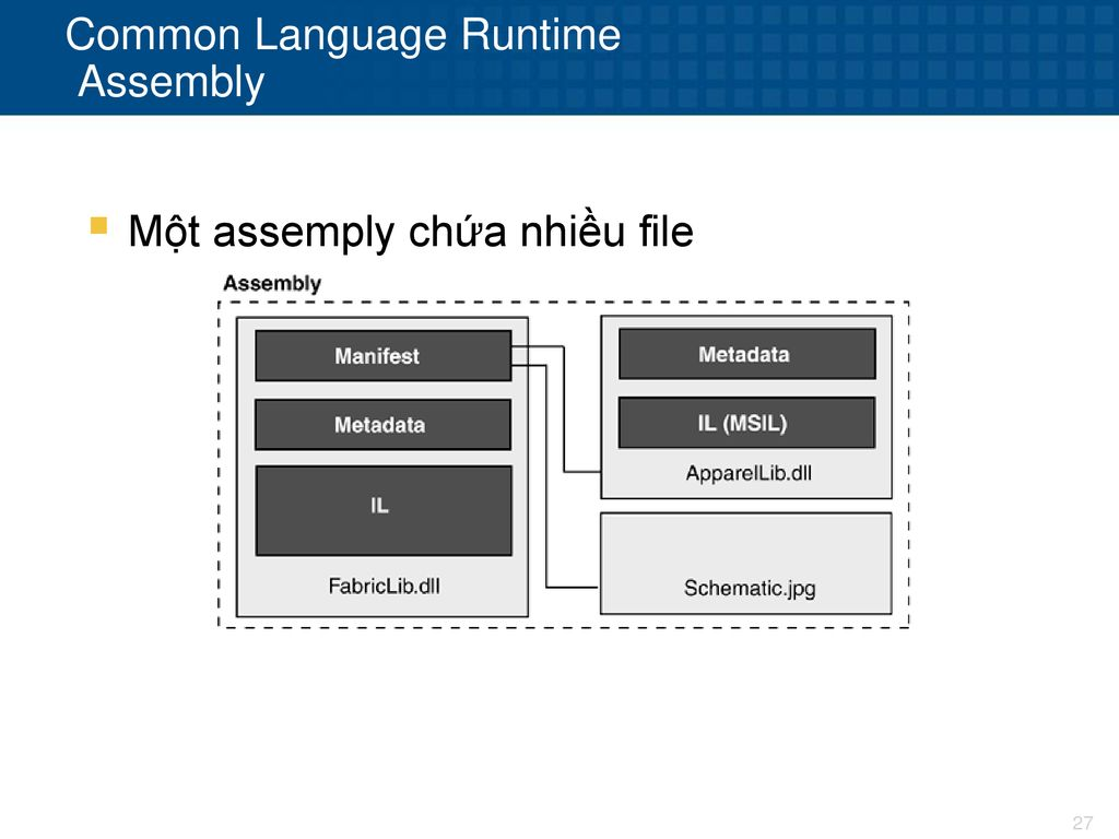 Common Language Runtime Assembly